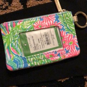 Lilly Pulitzer NWT card holder